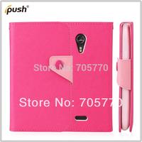 For BLU Studio 5.0 Filp PU Leather Case +Soft TPU Cell Phone Case Free Shipping