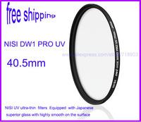 NiSi 40.5mm Ultra Slim UV Digital SLR Camera Lens Ultra Violet Filter 40.5mm Super Thin Protector(pro uv)