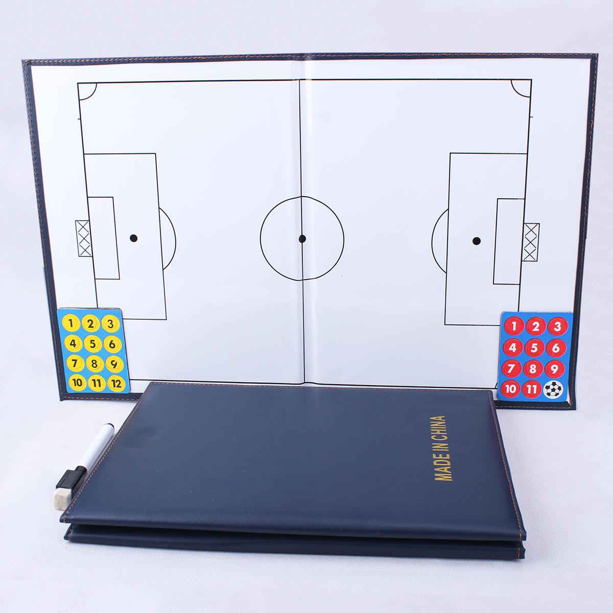 The football coach tactical board tactical disc sand table cortex tactics board / demonstration board erasable(China (Mainland))