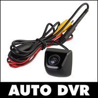 New Mini Back Up Reverse Rear View Vehicle Car Rearview Camera Parking Assistance 170* Waterproof NTSC Camera.Free shipping