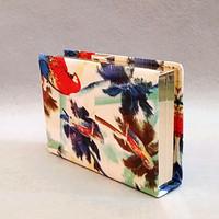 women Fashion oil painting flower handbag birds books bag hard case day clutch chain bag evening dress banquet evening bag