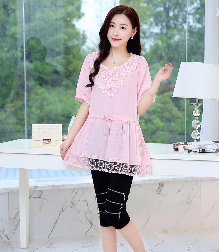 Блузки и Рубашки для беременных YZY-584-38 2015NEW fahsion materity & M/L/XL блузки и рубашки для беременных yunzhiyi 2015 yzy 80051