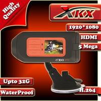Free shipping HD119 Full HD 1080P Mini Sport Action Helmet waterproof Camera DVR video Camera recorder camcorders Car camera DVR