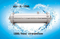 household water purifier,Stainless steel Central household water cleaner  / uf membrane water filter ,1200L/Hour