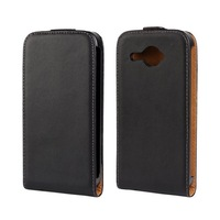 Luxury Genuine Leather flip case for HTC DESIRE 601 back cover cases  Wholesales PY