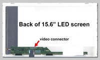 NEW 15.6'' LED LCD Screen panels for MSI CX500 MS-1682