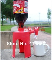 Free Shipping The second generation Automatic New Water Dispenser Upside Down Drinking Coke Sprite Fizz Saver