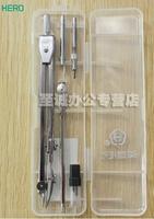 4005 drawing compasses set clip pen needle 5 piece set