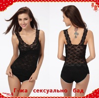 2014 new women knitted Sexy Hollow Out Lace vest tops ladies plus size basic sleeveless tank top shirt