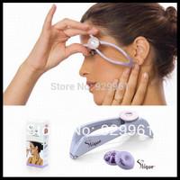 2014 New fashion Epilator women Spa Facial face leg Original Body Hair Epilator Threader System Hair Removal Makeup Beauty Tools