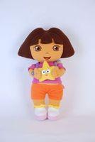 20CM Child / Infant / Child Dora plush toy doll stuffed toy doll wholesale oversized birthday gift free shipping