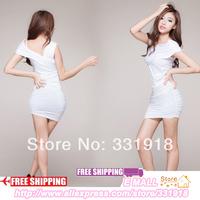 Hot Sale! Sexy Lingerie  Women Club Wear Mini Dress sexy dress