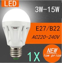 cheap led bulb e27 15w