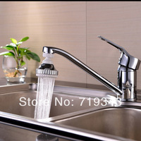 New 2014 water filter tap Aerators Double water saving device kitchen faucet white foam generator ld904 free shipping