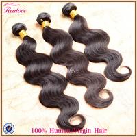 """Human Hair Extension Brazilian Virgin Hair Body Wave 3pc 8""""-30"""" Brazilian Body Wave 6a Unprocessed Human Hair Weave"""