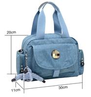 Fashion Women's  Nylon Handbag Women Messenger Bag Women's Shoulder Bag Leather Handbags Free Shipping