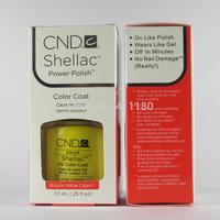 Free Shipping! New arrival 73 Fashion colors CND Shellac Soak off UV LED Nail Gel Polish 4pcs/lot