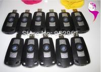 TRUE100% Flash Memory Best Selling CAR KEY usb flash drive HOT  B M W Usb Pendrive free shipping