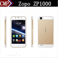 Original Zopo ZP1000 Cell Phone MTK6592 Octa Core Android 4.2 5 Inch IPS 1280X720 1GB RAM 16GB ROM 14.0MP Camera Dual Sim 3G