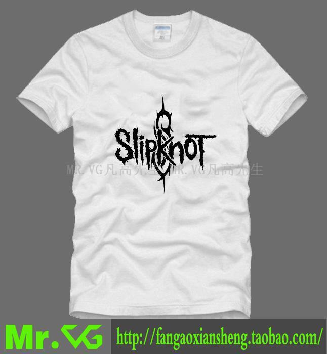 novo 2014 frete grátis SLIPKNOT New Wave of basketball banda de rock estadunidense de heavy metal skate homem homens macho esportes T shirts(China (Mainland))