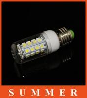 5ps/lot Ultra bright SMD 5050 E27 36led 7w 580lms led corn lamp bulb lights white or warm white AC220v-240V bulb  free shipping