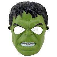 Incredible Hulk Green Giant Mask for Party Halloween Cosplay Costume Accessory Toy Gift
