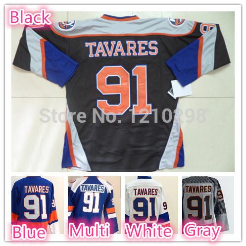 Good Quality John Tavares Stadium Series Jersey New Season 91 John Tavares Hockey Jersey Blue White Gray,Stitched Name Numbers(China (Mainland))