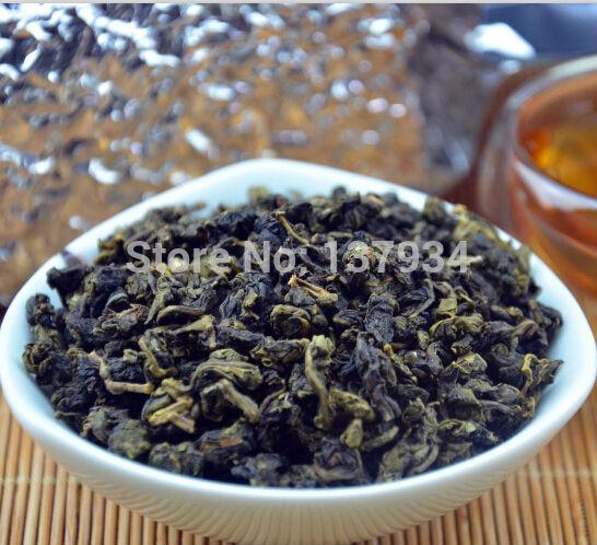 Frete grátis! 250g Taiwan alta montanhas Ginseng Oolong leite Oolong, chá, chá de Wulong Frangrant