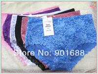 underwear women big size   High Waist Underwear Women's Sexy Brief