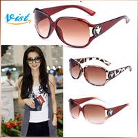 Summer Coating Sunglass Multi Colors Sunglasses Lady Uv Radiation Oversized Womens Designer Sunglasses Wholesale