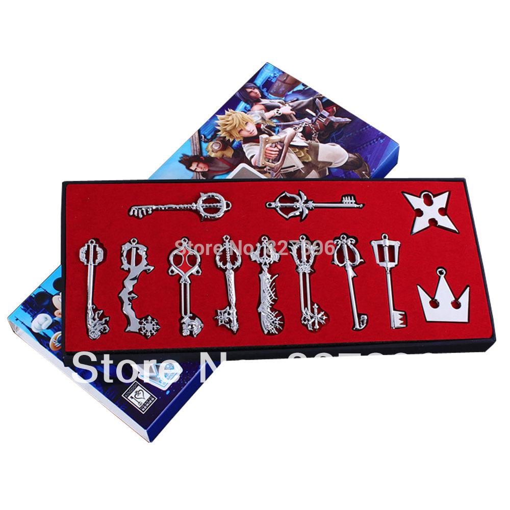 Kingdom Hearts Keyblade Toys 66
