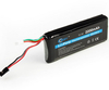 New High Performance of Lithium Lipo battery 3S 11.1 V 2200 mAh 8C JR Futaba BEC BQY Transmitter Batteries for RC Toy(China (Mainland))