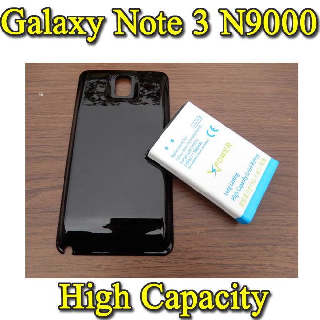 High Capacity High Capacity 7800mah Extended