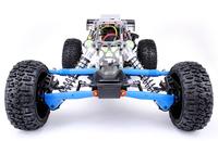 Rovan baja 5b 305A metal suspension version 30.5cc engine Warblo 668+NGK