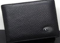 Genuine Leather License Bag KIA K2 K3 K5 Sportage R Forte ceed RIO Cerato Optima Soul Sorento Carens Oprius Brown wallet purse