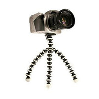 Free shipping 3pcs/Lot Gorillapod Tripod Octopus Grip Flexible Holder for camera Go pro SJ4000 Tripod GP136M