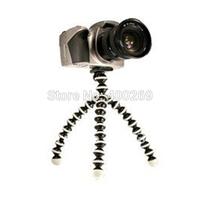 Free shipping 3pcs/Lot Gorillapod Type Flexible Leg Mini Tripod for Digital Camera, Middle Size: 260*50*50mm GP136M