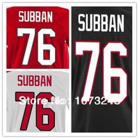 Cheap Custom #76 P.k. subban Country Jersey Personalized Make Customized Winter 2014 Ice Hockey Shirt Uniform Team National