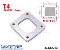 T4 Turbo Manifold Inlet Weld Flange 11mm thick Mild Steel TK-CGQ23