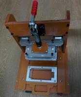 LOCA frame Laminator for iPhone 4,4s,5,5s,5c Screen bezel frame bracket  repair assembly OCA Pressure bracket Laminating Machine