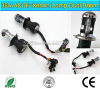 HID Xenon Light Bulb Lamp Headlight H4-3,H13-3,9004-3,9007-3 Bi-Xenon Lamp 12V 35W AC