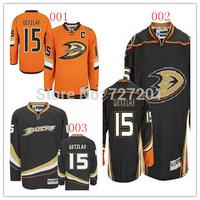Free Shipping 2014 Stadium Series Hockey Jersey Anaheim Ducks #15 Ryan Getzlaf Jersey,Embroidery Logos
