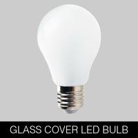 New design 3W / 5W glass cover E27 base 360 degree beam angle LED globe bulb with SMD 2835 LED for home lighting 4pcs/lot