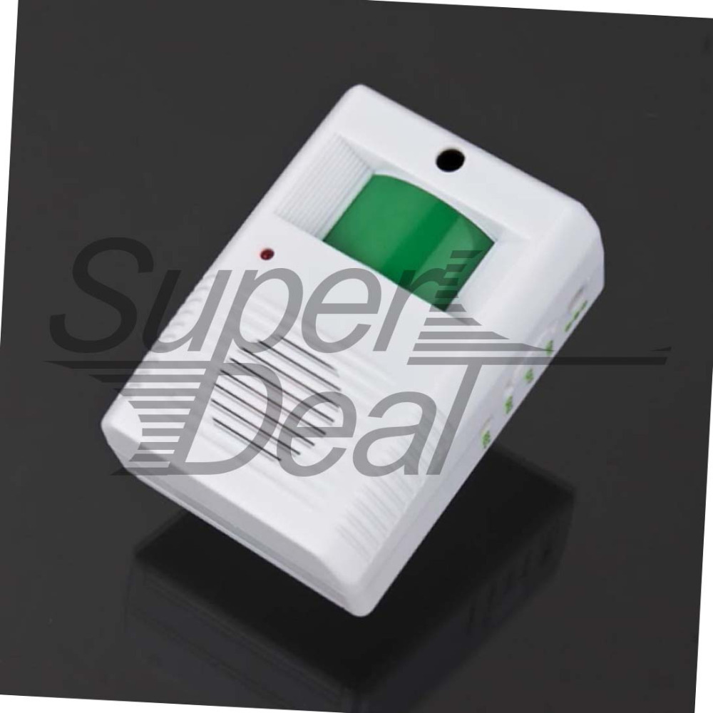 1pcs Door Bell Chime Hot Good Quality Entry Motion Sensor Wireless Alarm(China (Mainland))