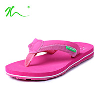Top Quality Flat Sandals 2015 New Designer Brand Sandals for Women Casual Flip Flops Summer Shoes Women's Fashion Beach Slippers