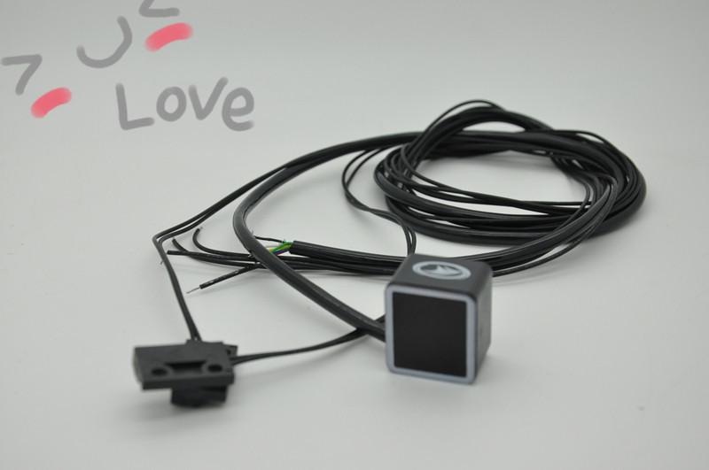 Из светодиодов универсальный цифровой передач индикатор мотоциклов дисплей рычаг переключения передач датчик cth