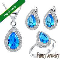 Ювелирный набор ,  925 & T001 925 Sterling Silver Jewelry Sets