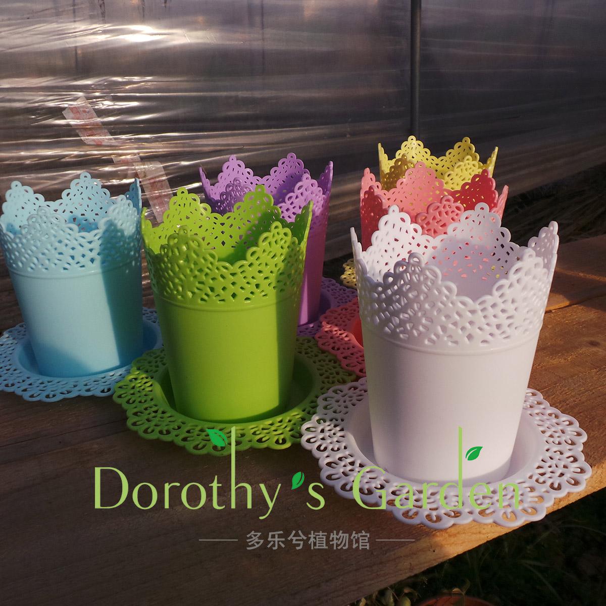 Online kopen wholesale decoratieve plastic bloempotten uit china decoratieve plastic bloempotten - Decoratie bekken ...