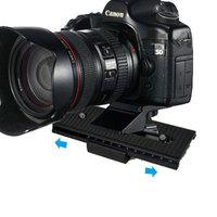 Free shipping 2 way Macro Shot Focusing Focus Rail Slider for CANON NIKON SONY Camera D-SLR