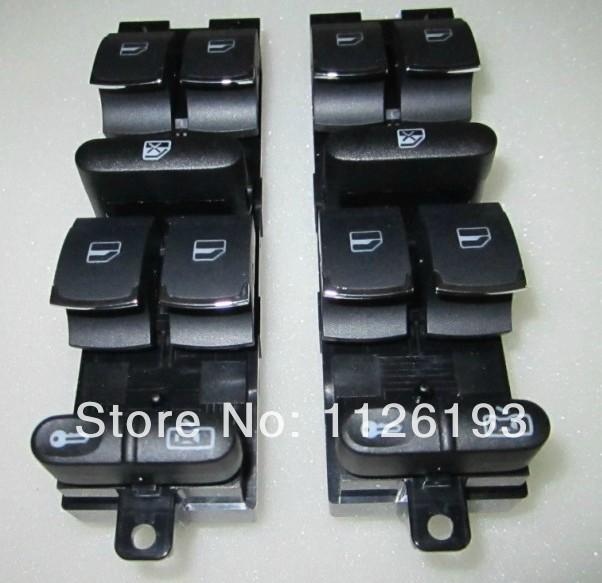 VW New electric windows drive link regulator switch glass lifter main switch belt 3BD 959 857(China (Mainland))